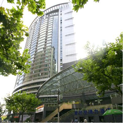 24時間日本語サポート付きホテル@上海の外観